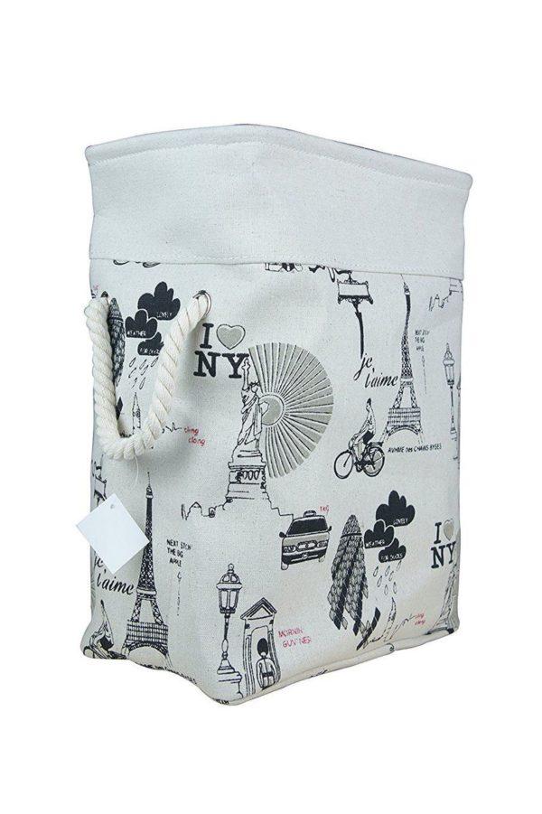 Laundry Basket Fabric Folding Medium-595