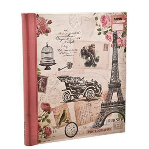 Photo album self adhesive travel memories 20 Sheet -0