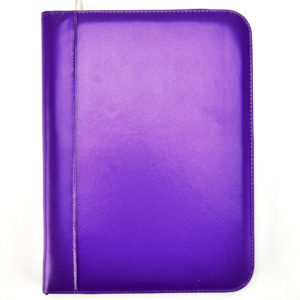 Conference Ring Binder Portfolio A4 Purple-0