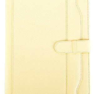 Professional Portfolio A4 Size with Calculator Creame -0
