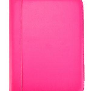 Ringbinder Portfolio Folder A4 Pink -0