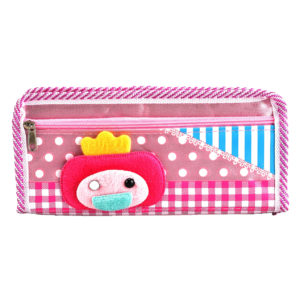 Pencil case pouch pink-0