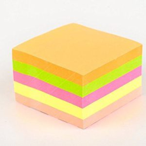 Sticky Memo Notes Assorted 1000 Sheets-0