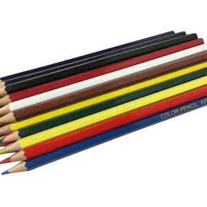 Colouring Pencils Pack 24-0