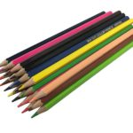 Watercolour Pencils Asstorted Colours Pack of 24-0