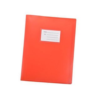 Presentatoin Display Folder A4 62 Pockets Red-0