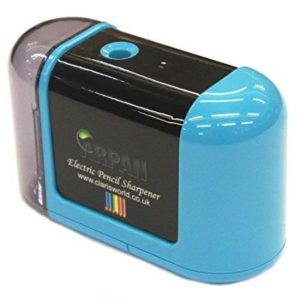 Blue Automatic Electric Sharpener-0