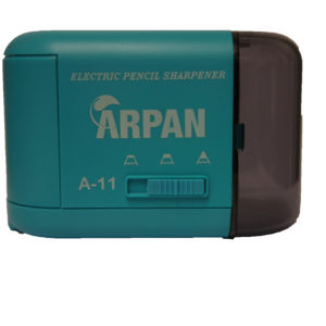 Pencil Sharpener Automatic Electric and Battery Operated Blue-0