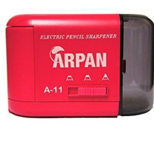 Pencil Sharpener Automatic Electric and Battery Operated-0