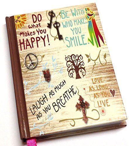 Pocket Diary Things to Do Today Slogan Art-0