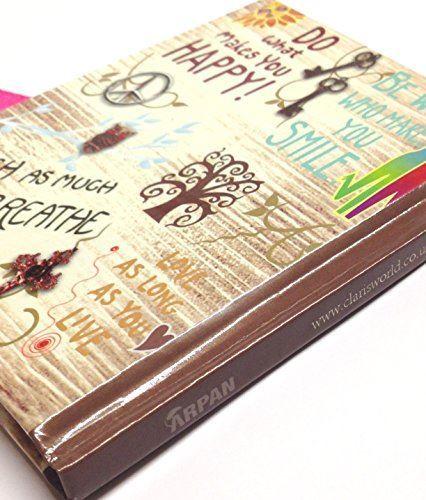 Pocket Diary Things to Do Today Slogan Art-3427