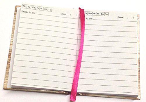 Pocket Diary Things to Do Today Slogan Art-3428
