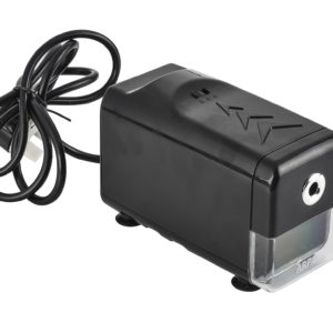 Automatic Electric Pencil Sharpener With UK Plug - Black-0