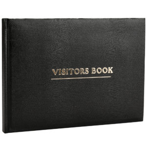 Visitors Book-0