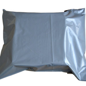 """Grey Plastic poly Mailing Bags-22""""X30""""-0"""