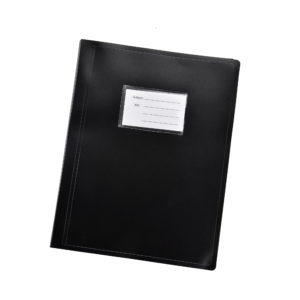 Display Book 104 Pockets A4 Black Pack 2-0