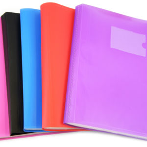 Display Book 104 Pockets A4 Presentation Folio-0