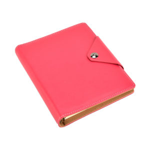 A5 Executive Personal Organiser Diary Pink Pack 2-0