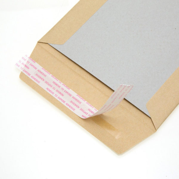 """A4 C4 Hard Board Back Manilla Envelopes """"Please Do Not Bend"""" for A4-6159"""
