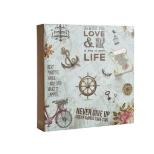 "Photo Album 200 Holds 4x6"" Slogan Art x2-0"