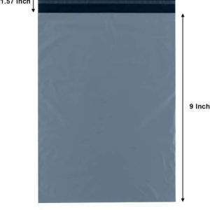 Grey Mailing Bag 6.5 x 9'' - Pack of 500-0