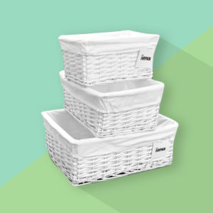 Wicker & Storage